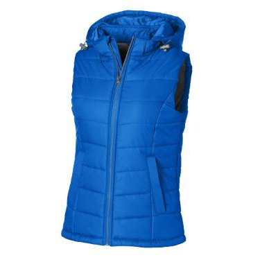Mixed double bodywarmer voor dames