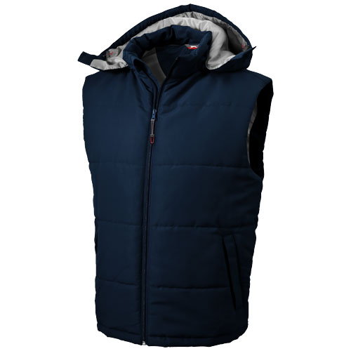 Gravel heren bodywarmer navy