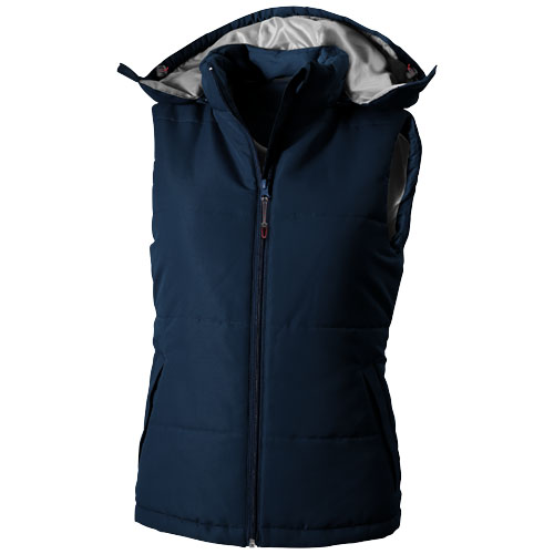 Gravel Dames bodywarmer navy