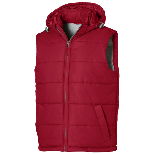 Basic heren bodywarmer